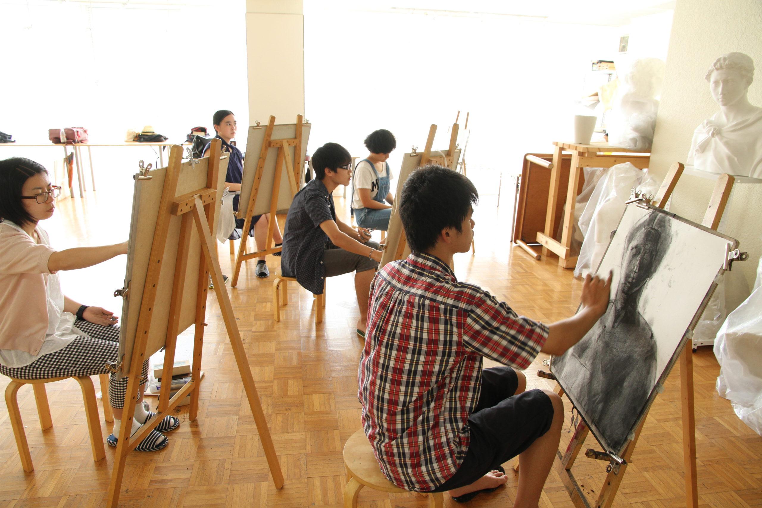 金沢美大対策は金沢美術学院