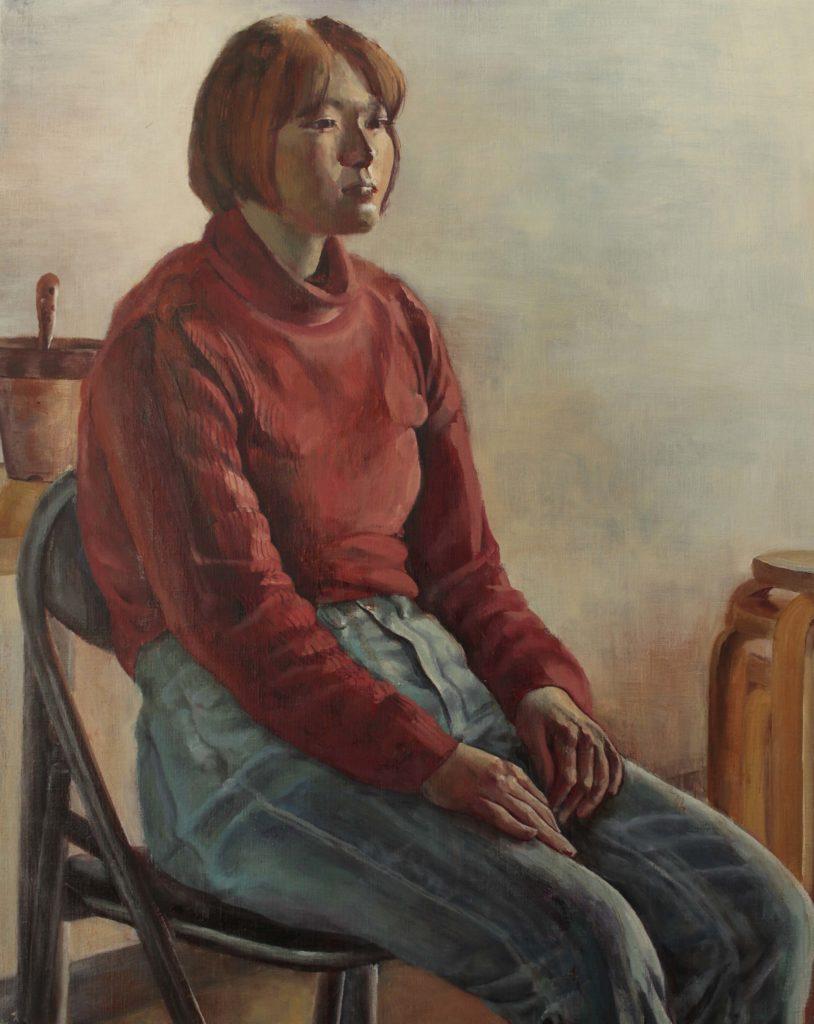 金沢美術工芸大学油画専攻の合格作品